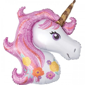 Nr.606 Folie unicorn 33 inch
